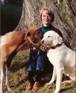 7janetaylorhorseanddog